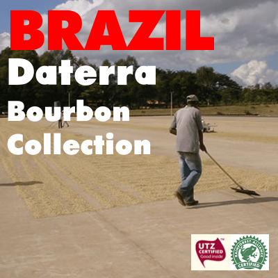Brazil Daterra RFA Bourbon Collection (green)