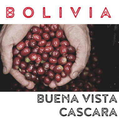 Bolivia Buena Vista Cascara Organic - Current Crop - 1000g-0